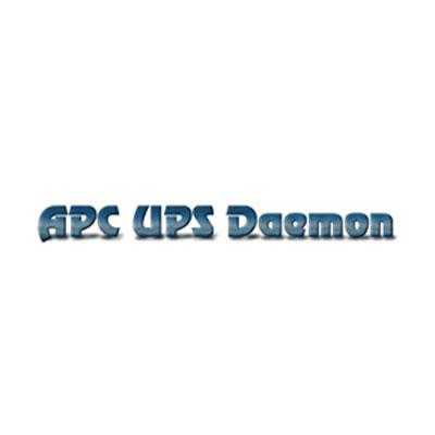 Apcupsd logo
