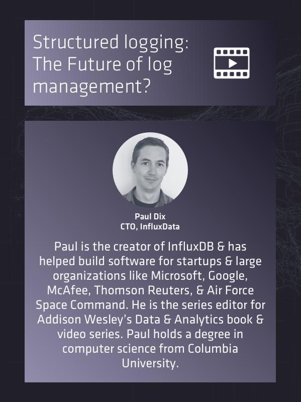 future of log management