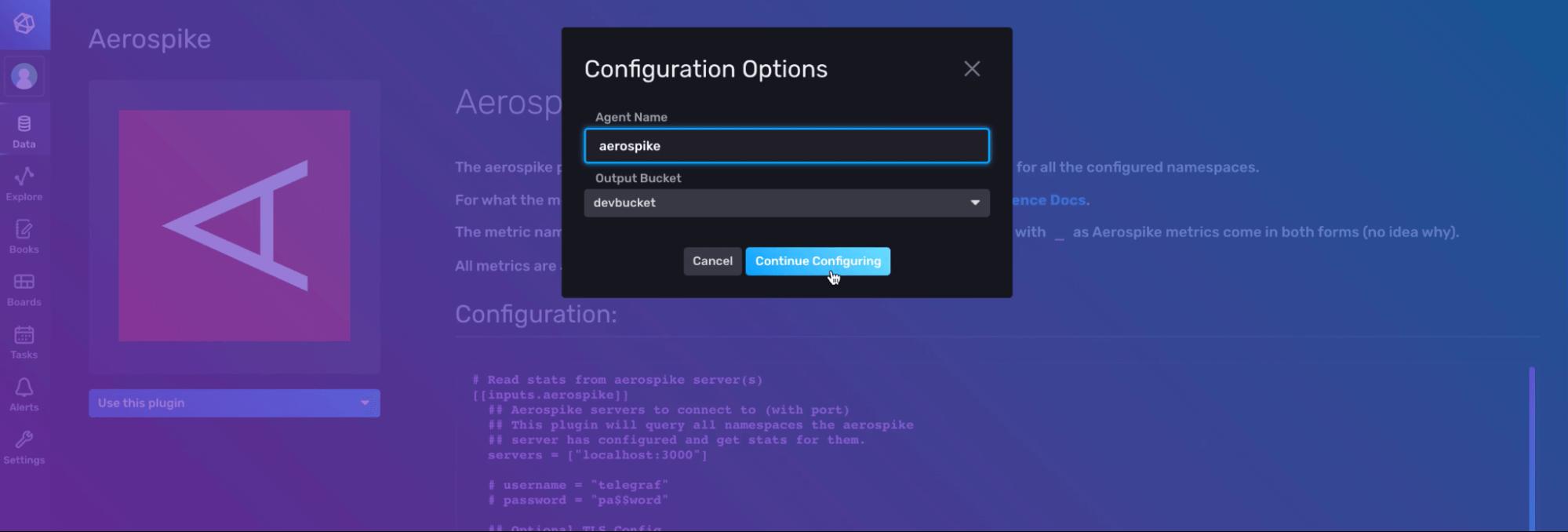 Configuration Options