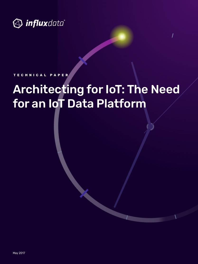 Architecting IoT - Choosing the Right IoT Data Platform