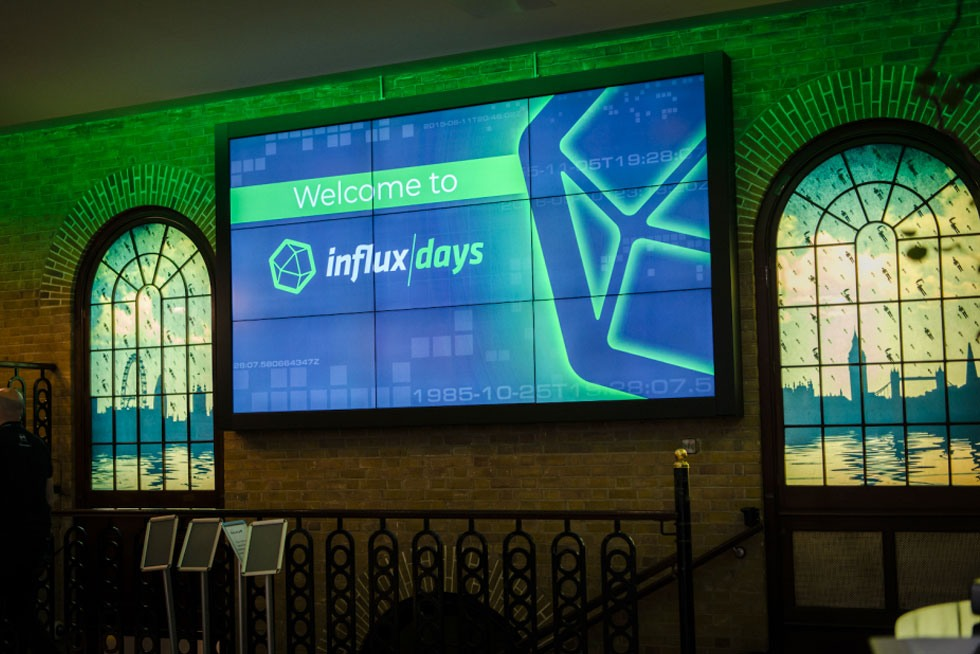 InfluxDays 2020
