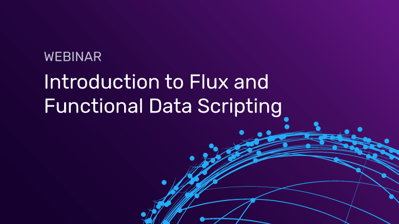 Introduction to Flux and Functional Data Scripting