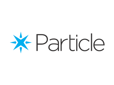InfluxData partner - Particle