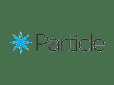 InfluxData partner - Particle