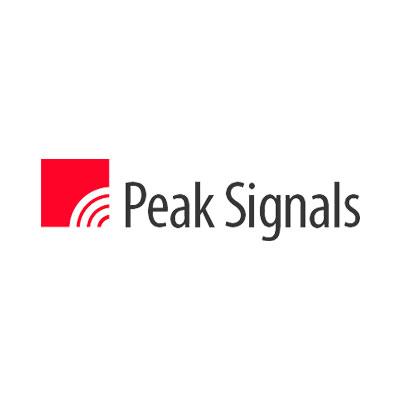Peak Signals