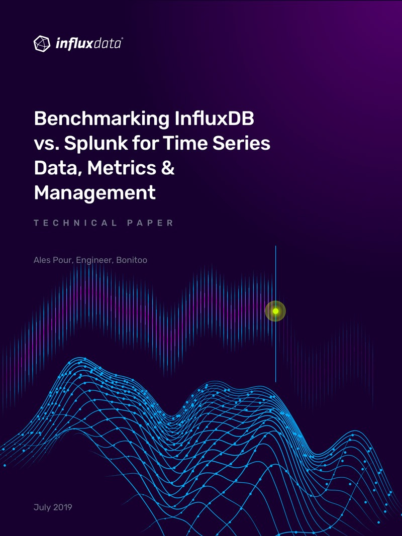 Splunk vs. InfluxDB