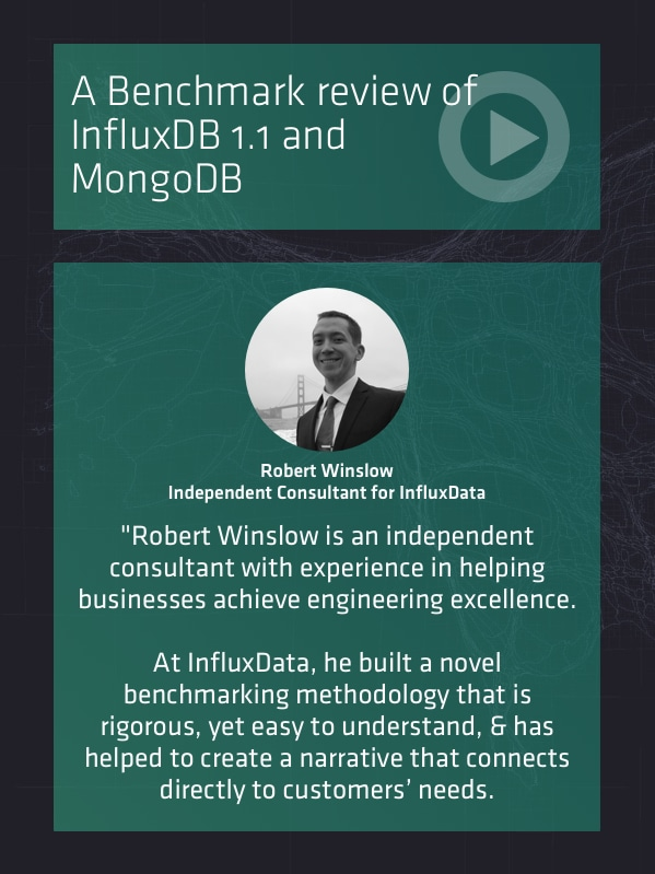Comparison of InfluxDB and MongoDB | InfluxData Webinar