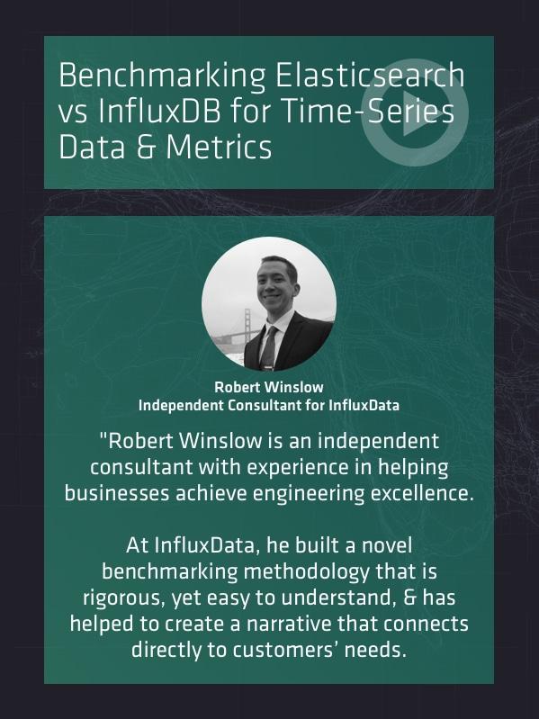 Elasticsearch vs InfluxDB