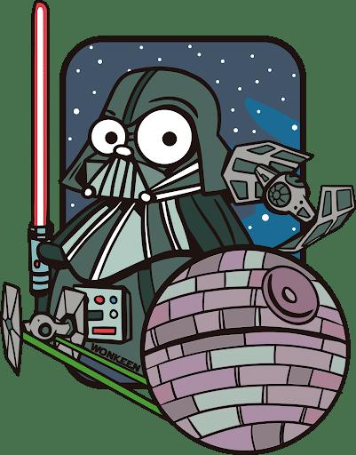 Darth Vader InfluxData