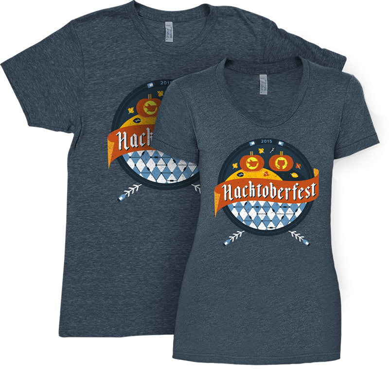 hacktoberfest tshirt