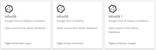 Get One-Click Access to InfluxData Time Series Platform on Google