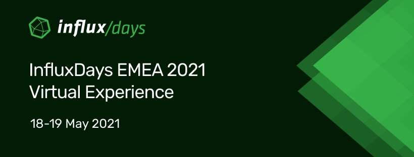 InfluxDays EMEA 2021- Call for Papers