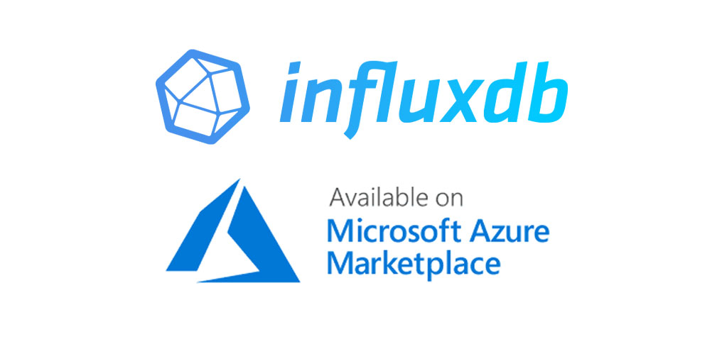 InfluxDB on Microsoft Azure Marketplace
