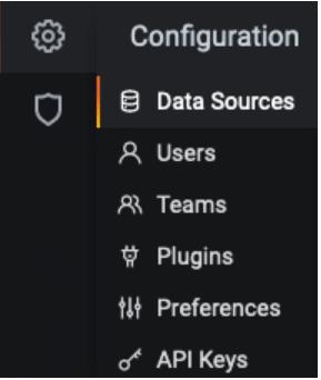 InfluxDB datasources