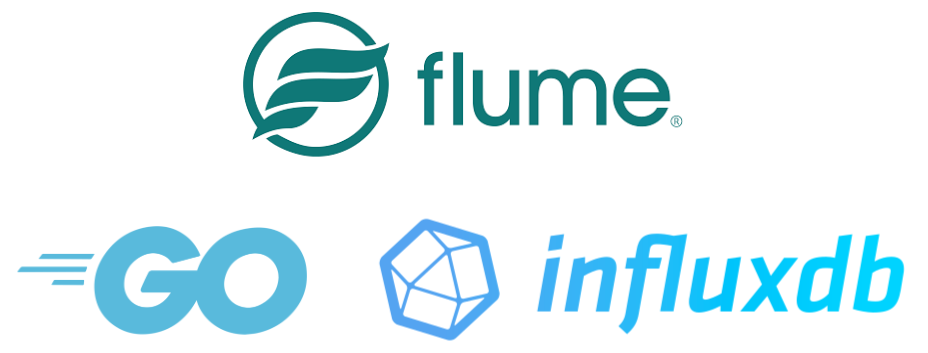 Use case using InfluxDB, Go and Flume water meter