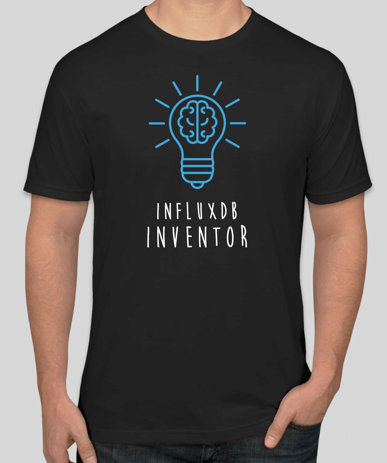 influxdb inventor t-shirt