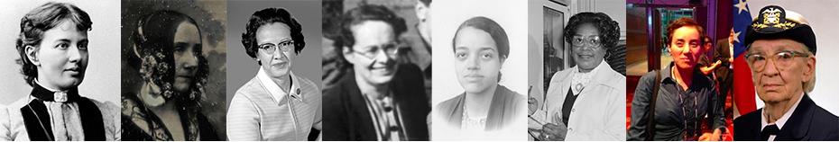 Celebrating women mathematicians on Pi Day