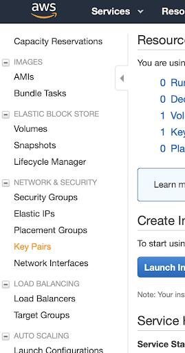 Cloudformation Launch Configuration