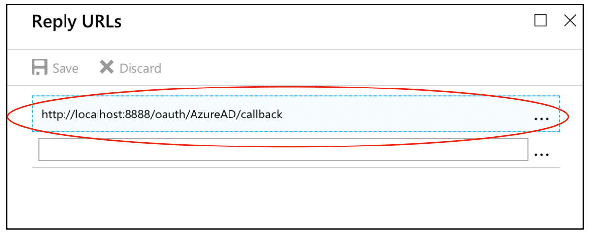 Securing Chronograf with OAuth 2 0 in Microsoft Azure Active