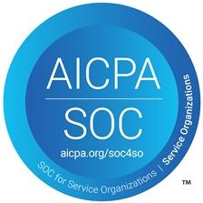 AICPA SOC FOR SERVICE ORGANIZATIONS SERVICE ORGANIZATIONS LOGO