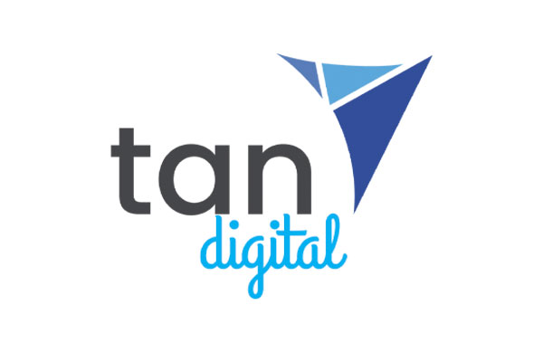 tan digital logo