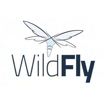 Wild-fly logo